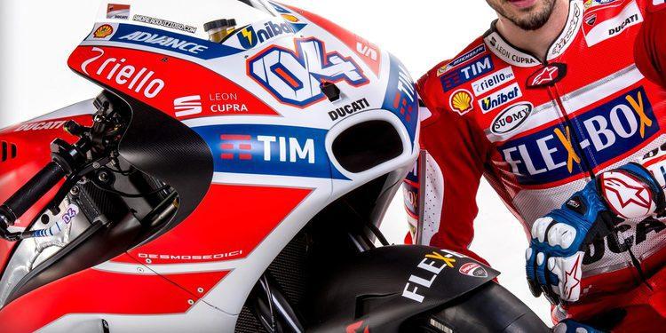 ¿Nuevo carenado para Ducati?