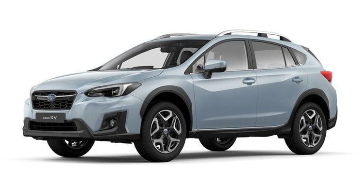 Subaru estrena el renovado XV 2018 en el Salón de Ginebra