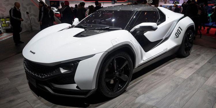 Tata Motors muestra el Tamo Racemo, inspirado en los video juegos