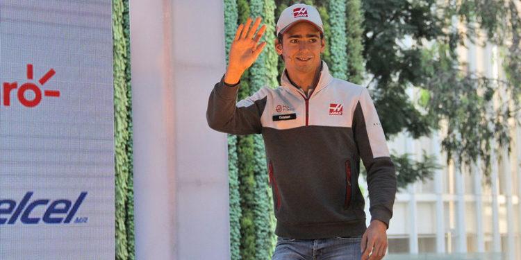 Esteban Gutiérrez hará su debut en el Eprix de México