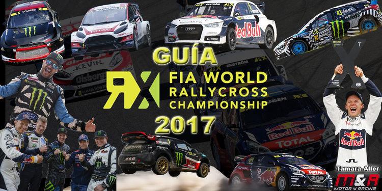 Guía del rallycross: circuitos del Campeonato del Mundo de Rallycross 2017 (I)