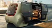 Volkswagen hizo público a Sedric, su coche autónomo del futuro.