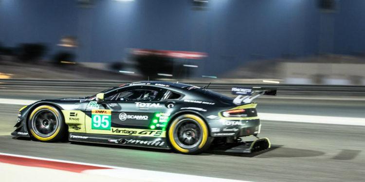Aston Martin y Porsche comprometidos con el GTE