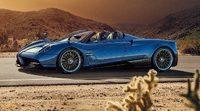 Pagani Huayra Roadster, para los más exclusivos