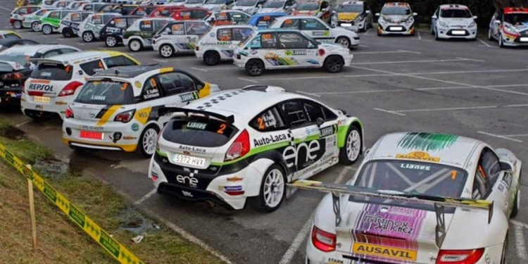 Guía. Así se presenta el Campeonato de España de Rallys de Asfalto 2017