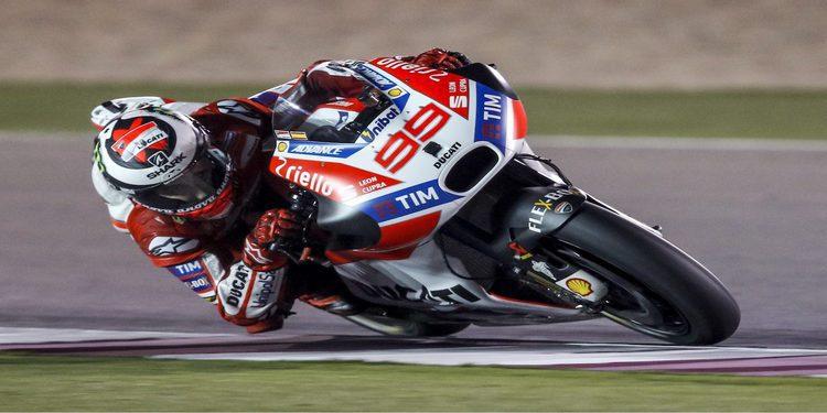Qatar, un oasis para Ducati