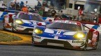 Ford UK confirma sus tríos para Le Mans
