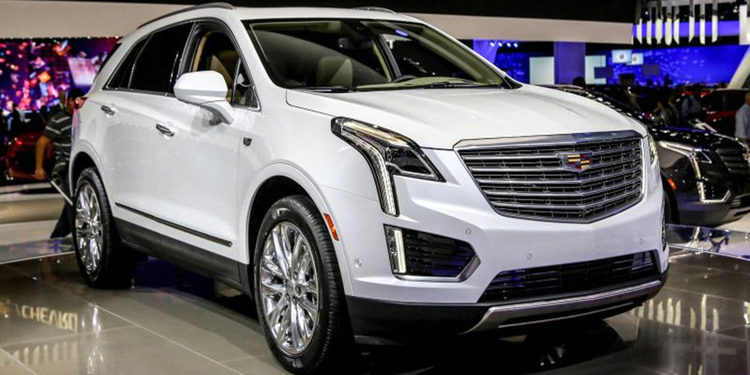 Cadillac anuncia el XT4 en el Salón de Ginebra