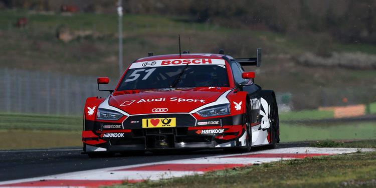 El DTM tendrá más potencia y menos aerodinámica
