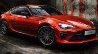 Toyota lanza el GT86 Tiger Edición Especial para Alemania