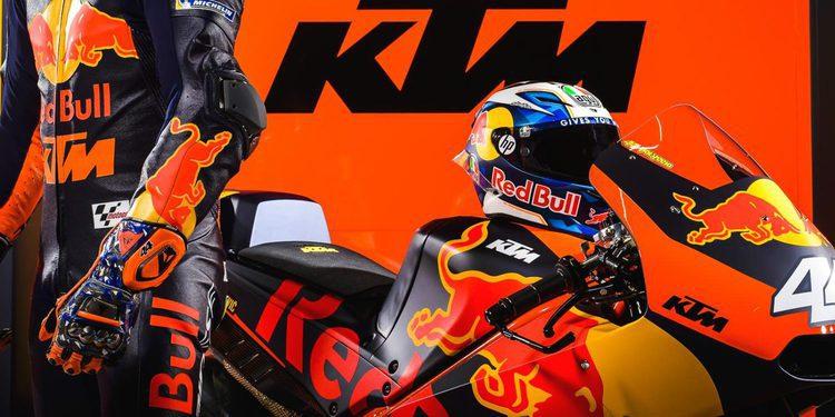 KTM busca su sitio
