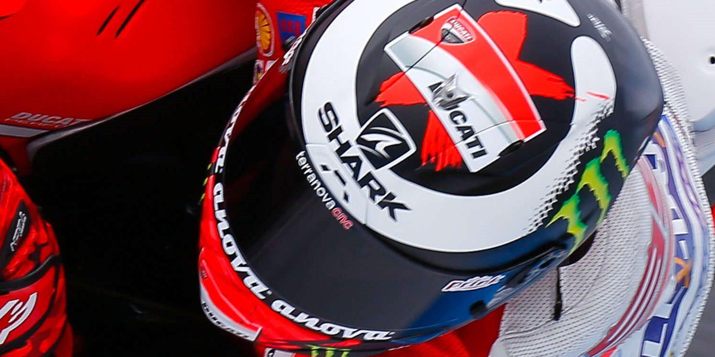 """Jorge Lorenzo: """"El paso a Ducati ha sido por motivación"""""""