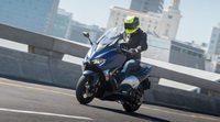 Descubre el nuevo Yamaha T-Max 2017