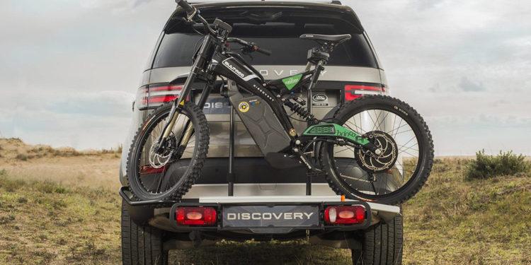 Bultaco y Land Rover presentan la Bike Discovery