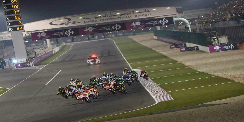 Horarios del Gran Premio de Qatar