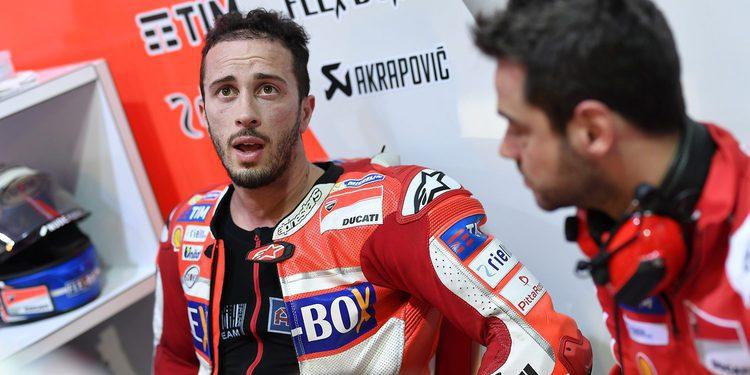 """Andrea Dovizioso: """"Creo que podemos aspirar a un buen resultado"""""""
