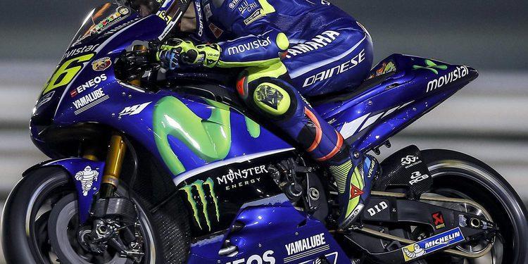 "Valentino Rossi: ""Vamos a trabajar duro"""