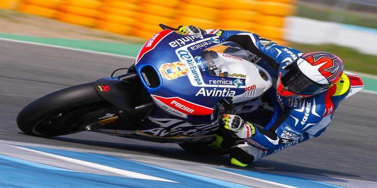 Héctor Barberá podrá correr en Qatar