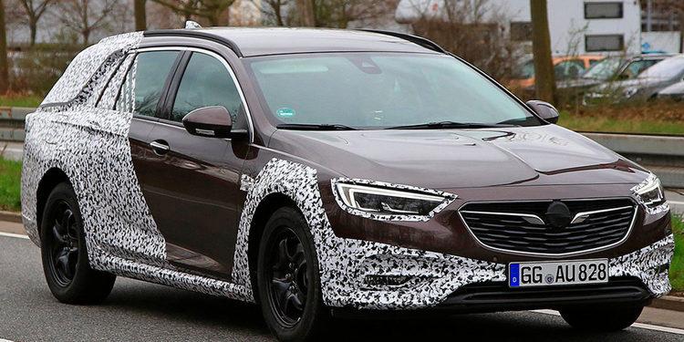 Opel prepara el Insignia Country Tourer 2018