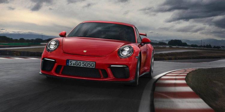 Nuevo Porsche 911 GT3 2017, ahora más potente