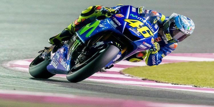 """Valentino Rossi: """"Debemos seguir trabajando porque aún no somos suficientemente rápidos"""""""