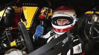 Roberto Ravaglia prueba un TC1 en Monza