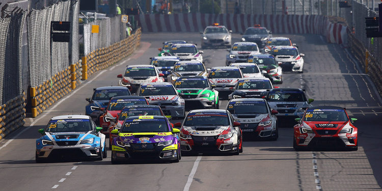 23 coches inscritos para la temporada 2017 de las TCR International Series
