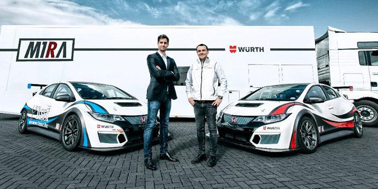 Norbert Michelisz crea el equipo M1RA para luchar por el título de las TCR