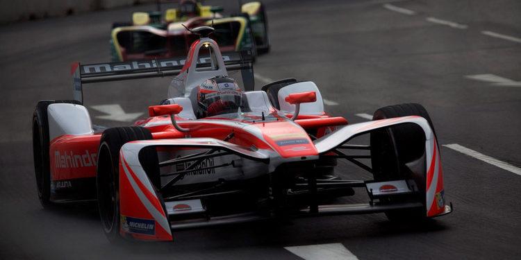 Mahindra confesó parte de sus secretos en la Fórmula E