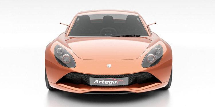 Artega mostró el impresionante Scalo Superelletra by Touring