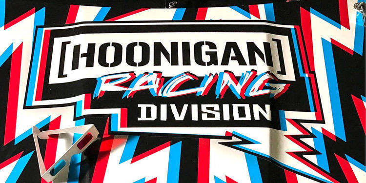 Hoonigan Racing Division nos muestra su nuevo Ford Focus RS