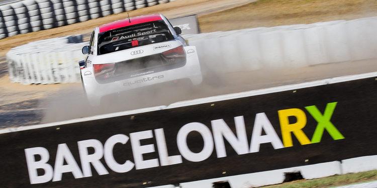Previa y horarios del rallycross en Barcelona