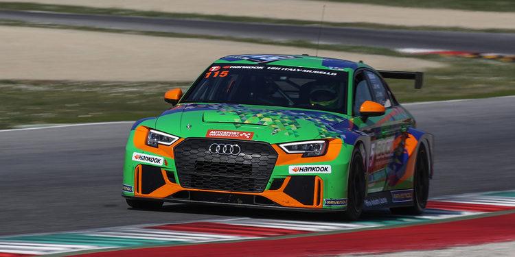 Gran demanda del nuevo Audi RS 3 LMS en su primer año