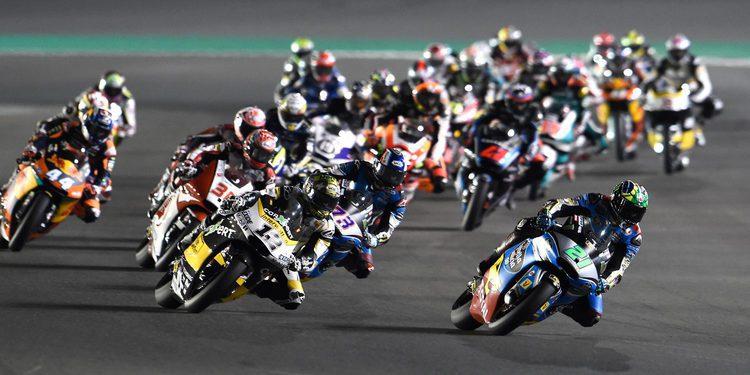 Moto2: Primeras candidaturas al título
