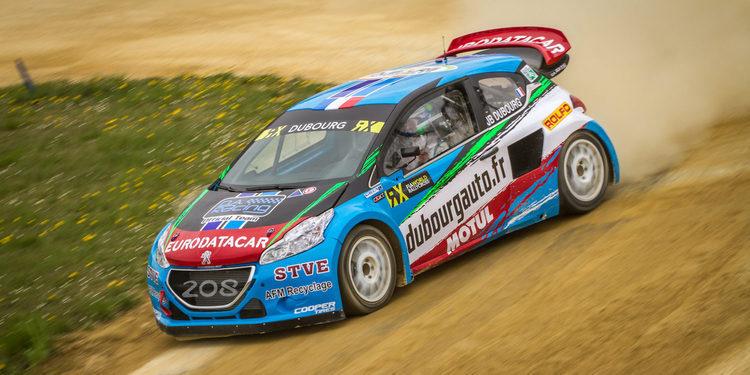 """Jean Baptiste Dubourg: """"Comienza un nuevo capítulo en la historia de DA Racing"""""""