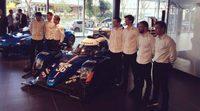 Alpine presentó su equipo para LMP2