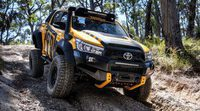 Toyota presentó en Australia la Hilux Tonka Concept