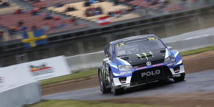 Rallycross Barcelona: Victoria de Johan Kristoffersson en la Q1