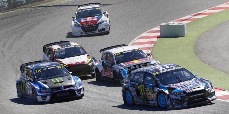 Las claves del mundial de rallycross en Barcelona