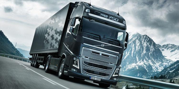 Volvo desarrolla sistemas de infoentretenimiento y seguridad para sus camiones
