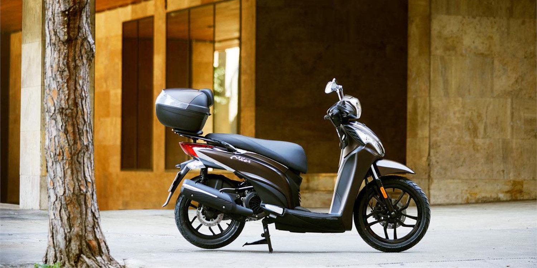 Nuevo Kymco Miler, el scooter para mujeres.