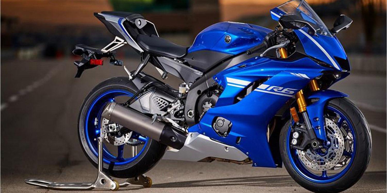 Yamaha presentó la novedosa YZF-R6