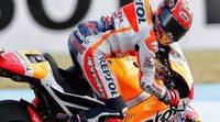 """Marc Márquez: """"Trabajaremos para seguir mejorando en la puesta a punto de la moto"""""""