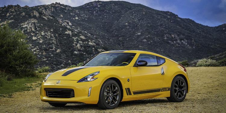 Nissan mostrará el 370Z Heritage Edition en el Salón de Nueva York