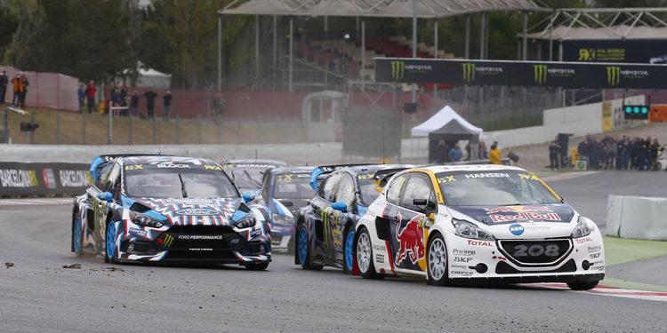Rallycross Montalegre: Confirmados los pilotos del mundial y el Super 1600