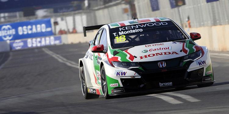 Tiago Monteiro consigue la primera pole del año en Marrakech