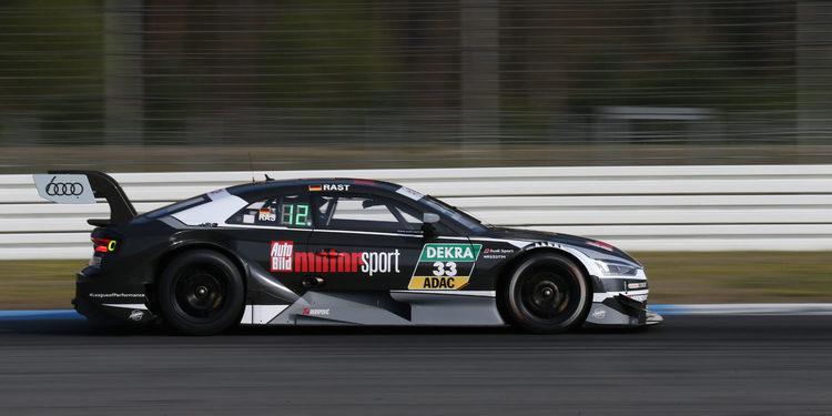 Audi Sport DTM listo para el inicio de temporada