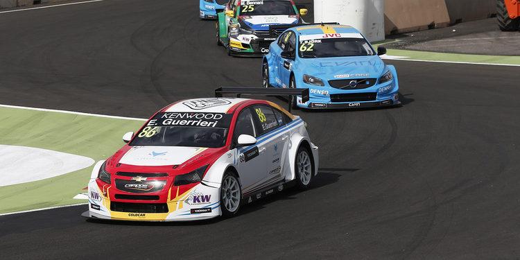 Esteban Guerrieri y Campos Racing consiguen una brillante victoria en Marrakech