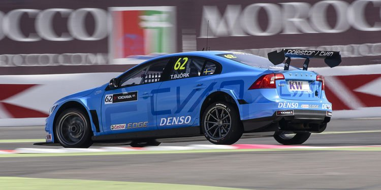 Volvo Polestar sale de Marrakech como colíder de fabricantes