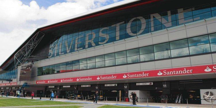 Proa a Silverstone